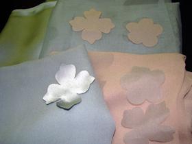 Tecidos Coloridos Image