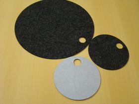 Bolinhas em Tecido Image