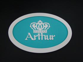 Placa decorativa Image