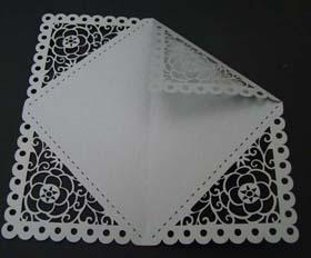 Papel Decorativo com Arabescos Image